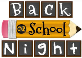 Back to School Night II